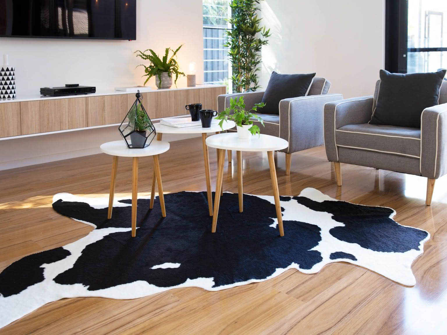 Best flooring cowhides