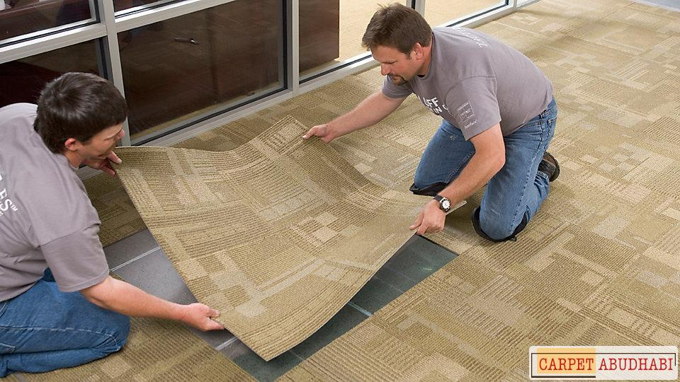 Carpet Tile Installation Cost