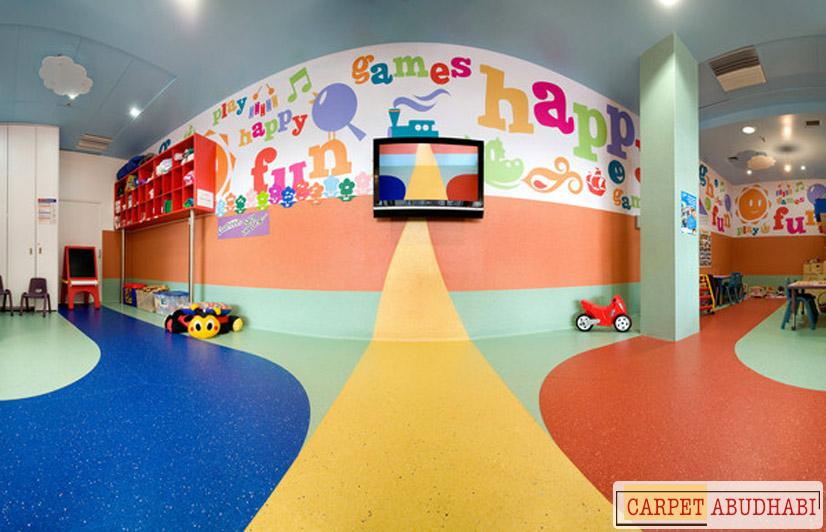 Schools & Nurseries Vinyl Flooring