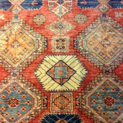 KAZAK HAND MADE RUG